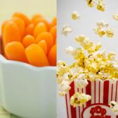 Popcorn & Carrots
