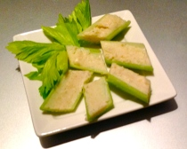 Gourmet Cheese Whiz & Celery