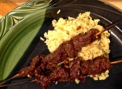 Grilled Asian Venison Skewers